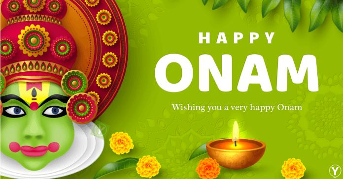 Happy Onam Wishes message quotes