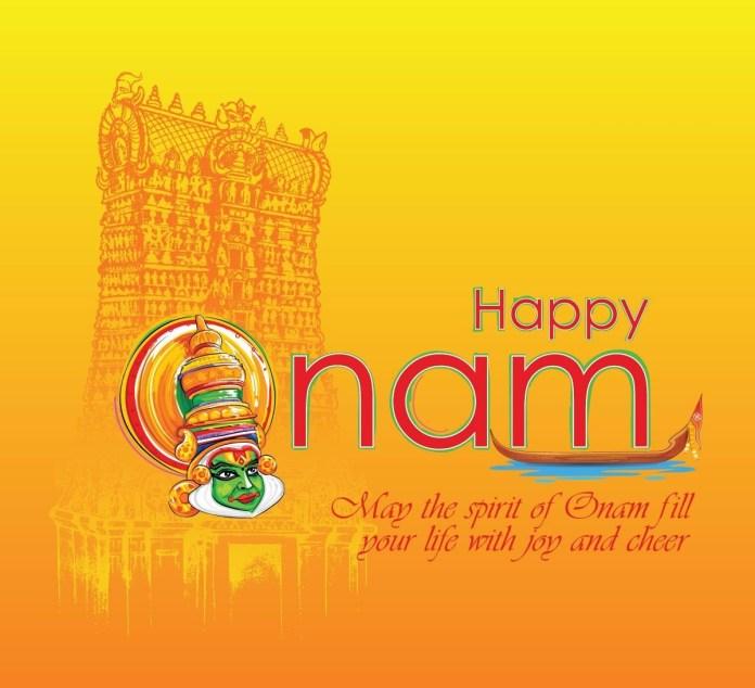 kerala onam festival wishes images