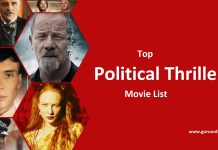 political thrillers drama movies