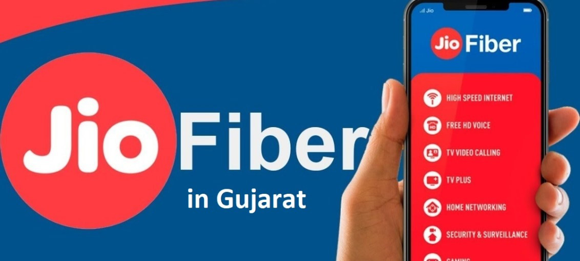 Jio Fiber Gujarat