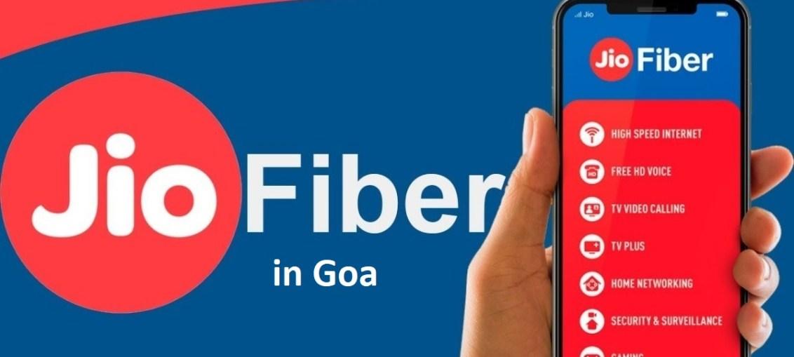 Jio Fiber Goa