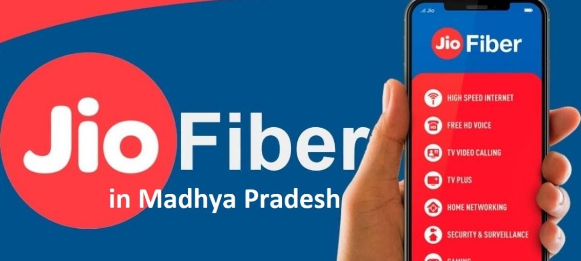 Jio Fiber Madhya Pradesh
