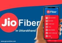 Jio Fiber Uttarakhand