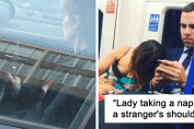 People Are Sharing The Most Bizarre Things They've Seen On Public Transport (86 Tweets)
