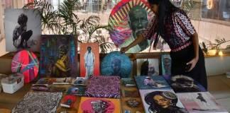 An art show in a pub setting: Optikal Asylum comes to Chennai