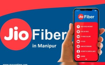 Jio Fiber Manipur