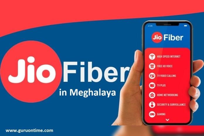 Jio Fiber Meghalaya