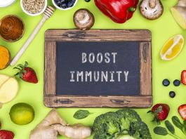 Food Tips Boosting Immunity