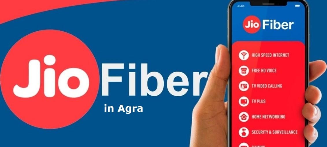 Jio Fiber Availability In Agra