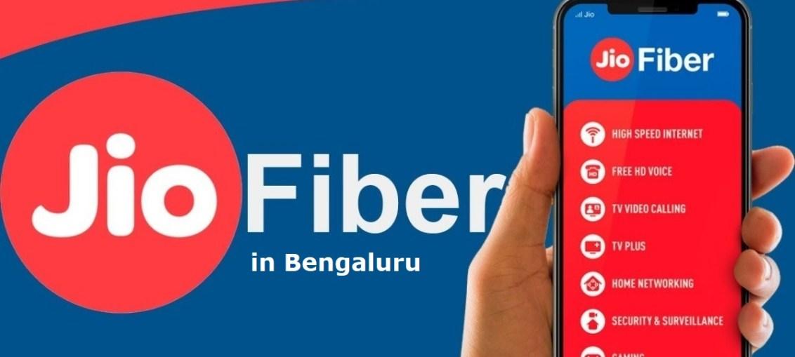 Jio Fiber Availability In Bengaluru