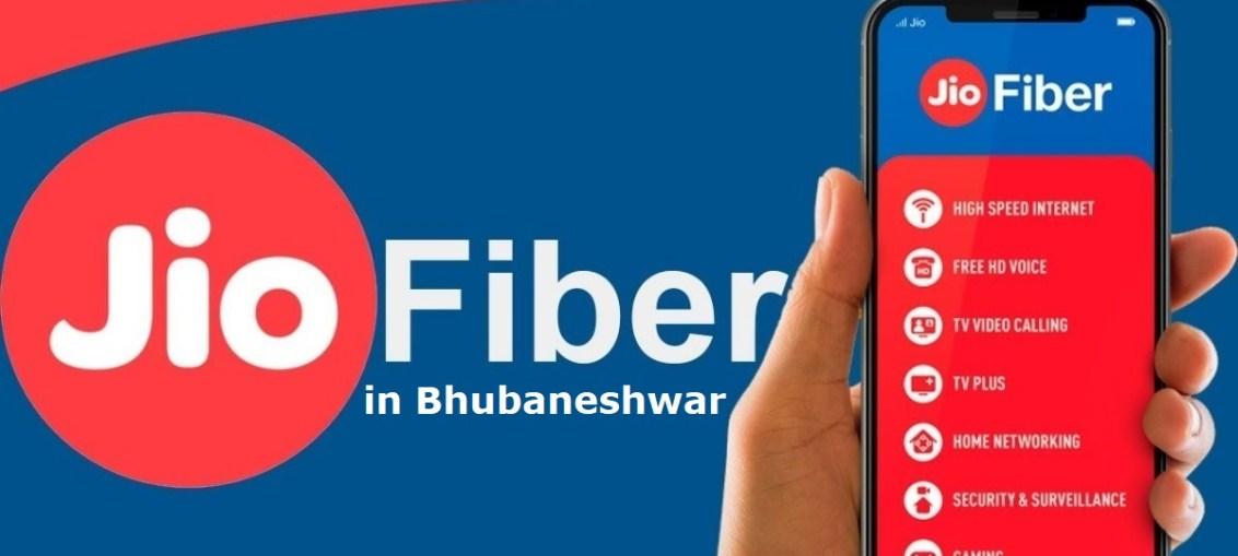 Jio Fiber Availability In Bhubaneshwar