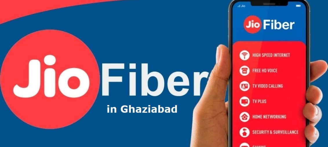 Jio Fiber Availability In Ghaziabad