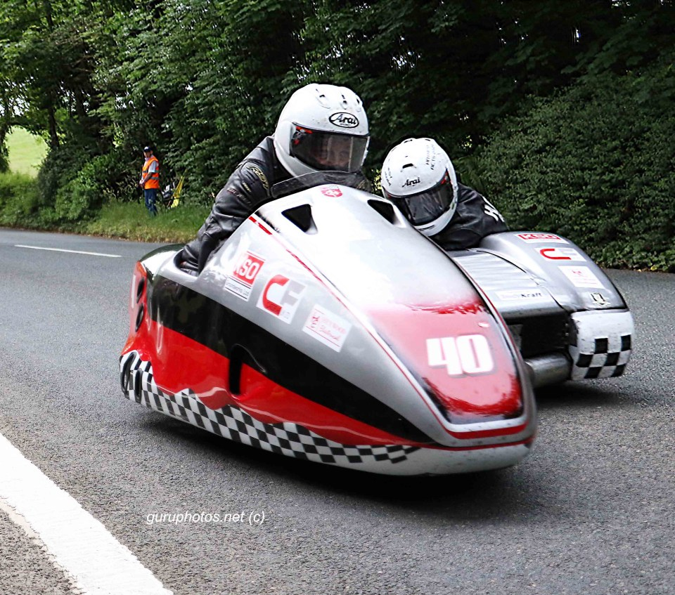TT Isle of Man John Shipley andrew haynes