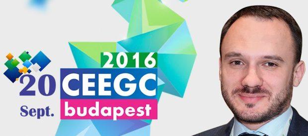 Ivan Kondilenko to report at CEEGC 2016 Conference