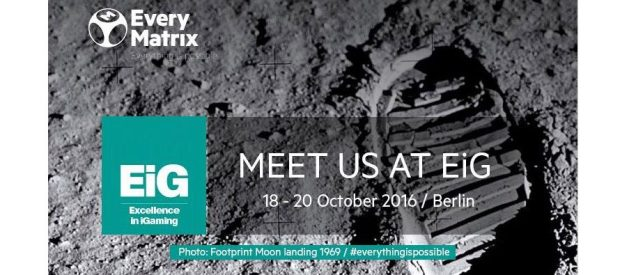Meet EveryMatrix at EiG Berlin 2016