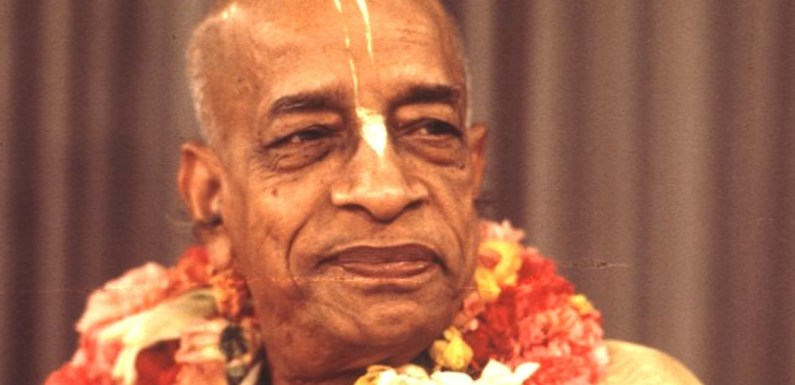 Swami Prabhupada