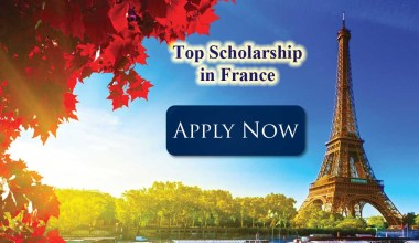 Study in France on Scholarship