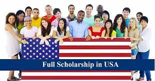 50 Full Scholarships in USA for African International Students