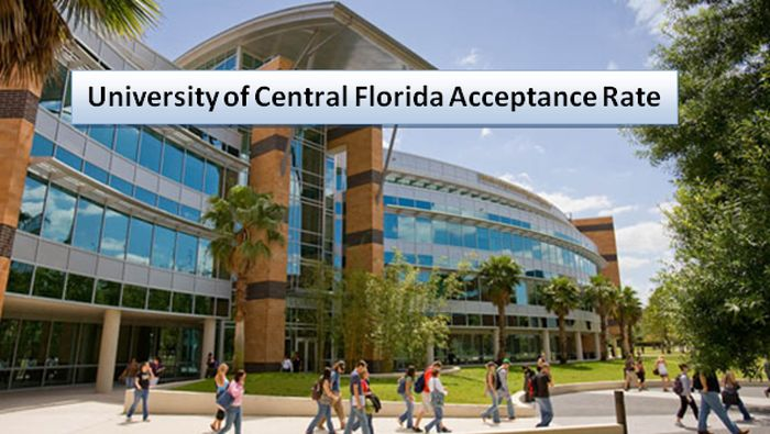UCF Acceptance Rate 2021