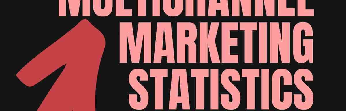 multichannel marketing statistics