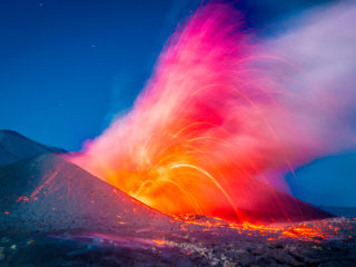 Тур к вулкану — экстремальное путешествие