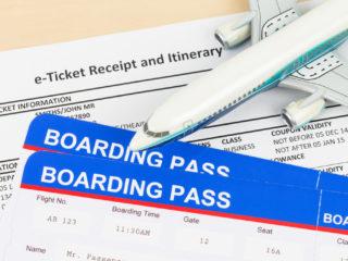 Как восстановить билет на самолёт