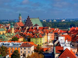 Достопримечательности Варшавы — 15 самых интересных мест