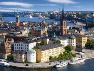 Самостоятельная экскурсия по центру Стокгольма