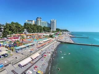 Отели в Сочи всё включено со своим пляжем