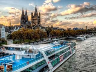 Достопримечательности Кёльна — 30 самых интересных мест