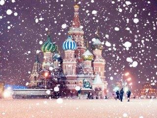 Что посмотреть в Москве в январе