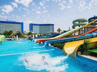 Отели в Крыму с бассейном и собственным пляжем