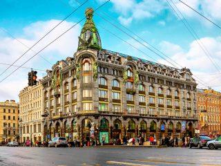 Дом компании «Зингер» в Санкт-Петербурге
