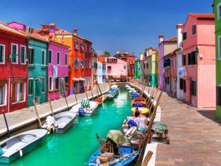Мурано  – остров в Венецианской лагуне