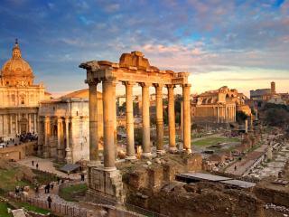 Римский Форум — музей под открытым небом