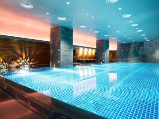 Отели Москвы с бассейном