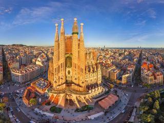 Маршрут по Испании на машине – вояж из Барселоны