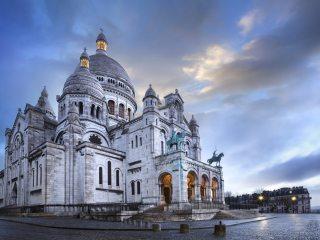 Базилика Сакре-Кёр – католический храм в Париже
