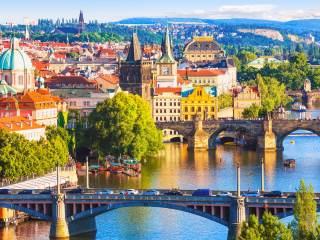 Туры в Прагу на 7 ночей, отели 3 и 4* с завтраками от 48 077 руб за ДВОИХ — апрель