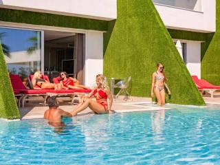 Туры в Турцию на 7 ночей все включено, отели 4 и 5* только для взрослых от 50 921 руб за ДВОИХ — июнь