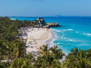Туры на Кубу на 9-11 ночей, 2взр+1реб, отели 3-5*, все включено от 153 322 руб за ТРОИХ — октябрь