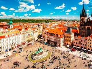 Туры в Прагу на 7 ночей, отели 3-4*, завтраки от 49 214 руб за ДВОИХ – октябрь