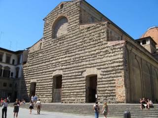 Базилика Сан-Лоренцо во Флоренции