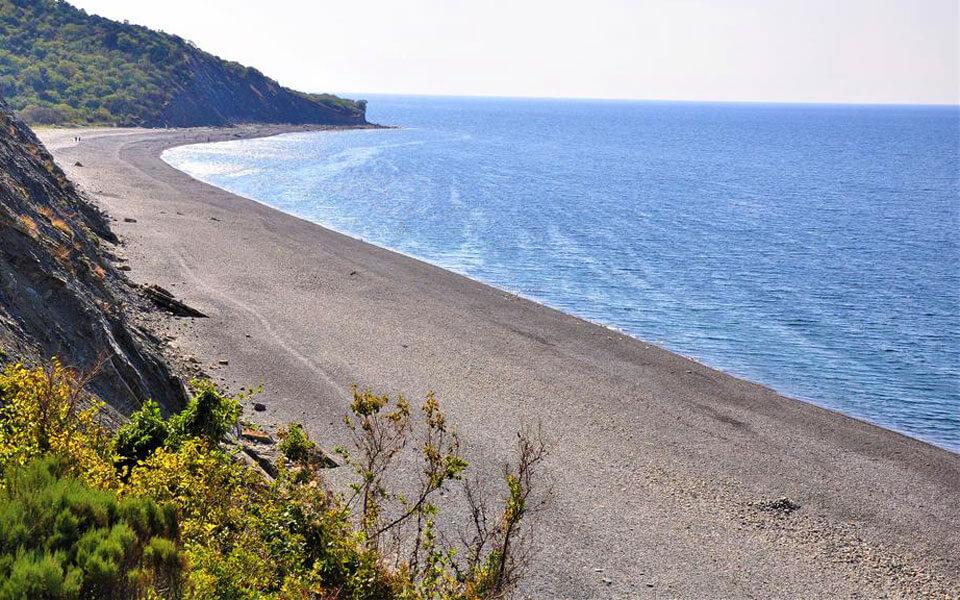 Фото пляжей большого утриша