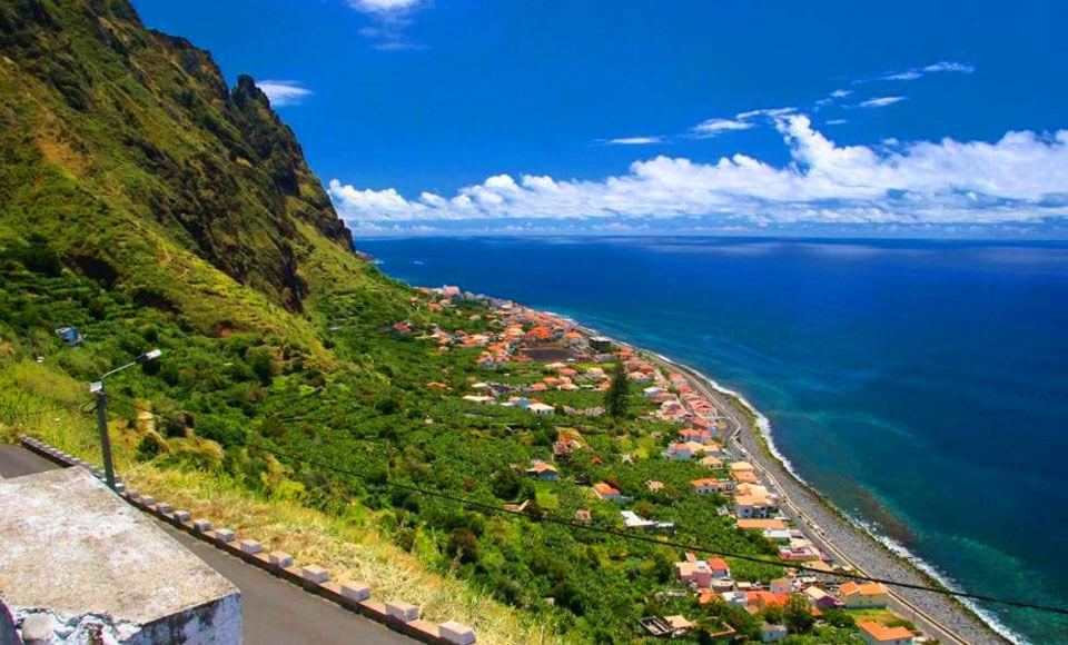 Понта-ду-Паргу, Мадейра
