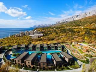 Самые дорогие отели Крыма