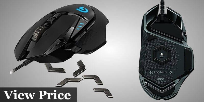 Logitech G502 Best Fps Mouse