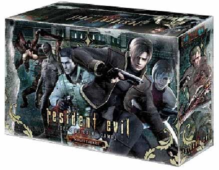 Resident Evil DBG Nightmare