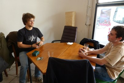 Mini-tournoi de Magic