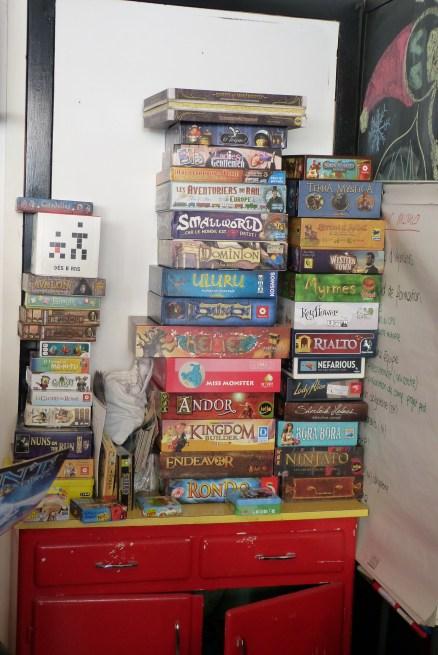 Quelques jeux